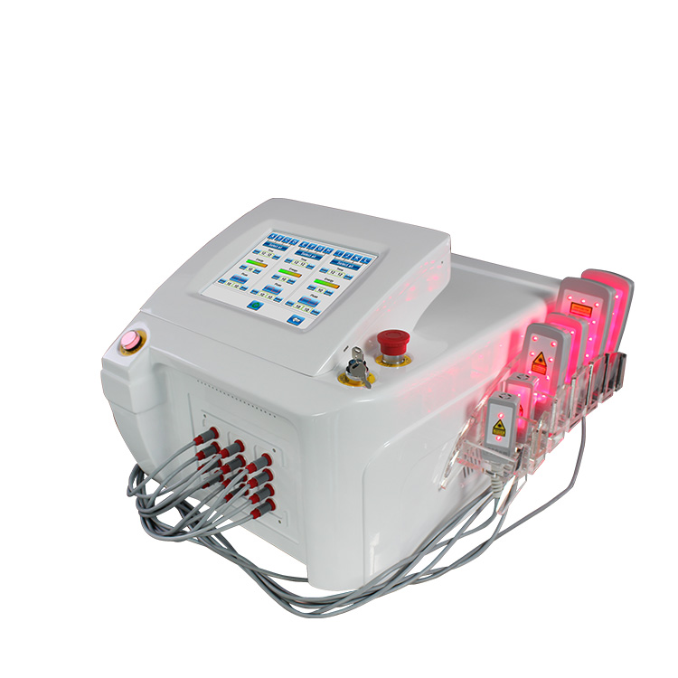 5-1 Cavitation Ultrasonic Vacuum Lipoo Laser RF Slimming Machine Body Lipolysis