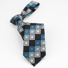 Mens Business Series Neckties All polyester Woven Tie