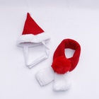 Christmas Pet Supplies Scarf Party Decoration Supplies Ornament Gifts