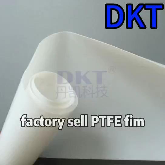 Dankai Fabrik 1-100mm Kunststoff Platte PTFE Blatt