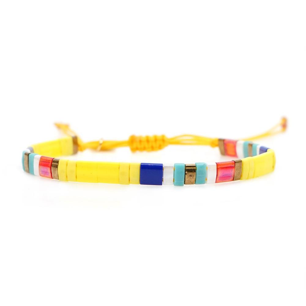 Zinc Alloy Paint Jewelry Bracelet