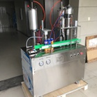 Automatic/Semi-automatic aerosol spray cans filling machines