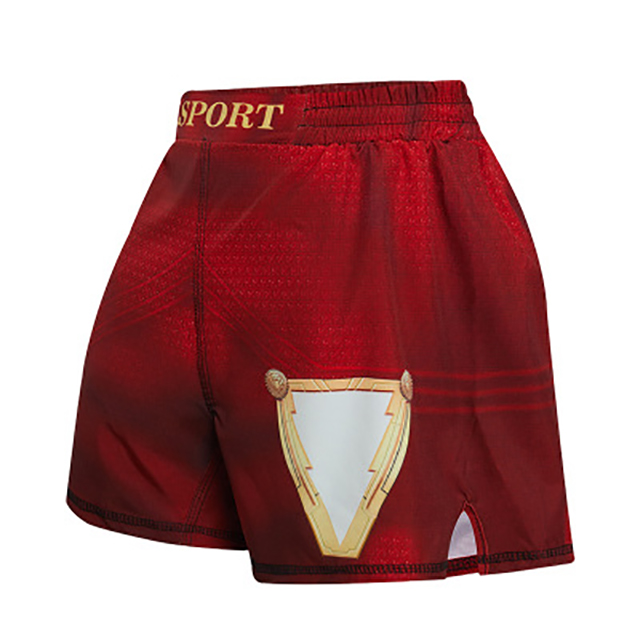 wholesale teen muay thai boxing shorts kids boy mma shorts shorts de muay thai