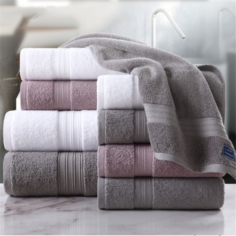 sublimation five star hotel face towel super soft dobby towel