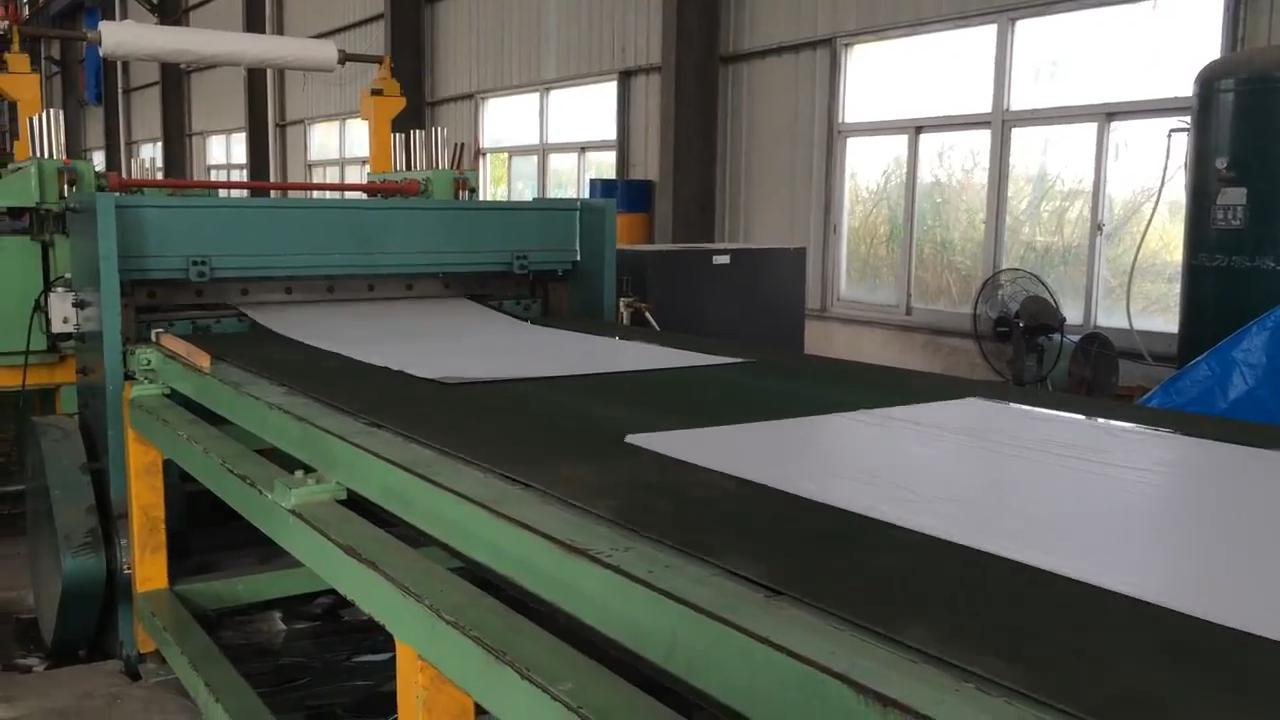 مصنع توريد SS 304 304L 316 316L inox الفولاذ المقاوم للصدأ 6 مللي متر سميكة NO.1 صحيفة من الفولاذ المقاوم للصدأ