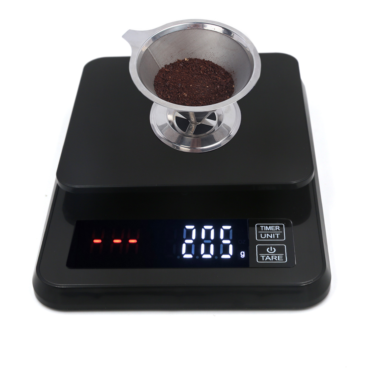 3kg/o.1g 5kg/0.1g 10kg/1g  LED Precision Electronic Digital kitchen Coffee scale With Timer And USB Power Kitchen Food Scale