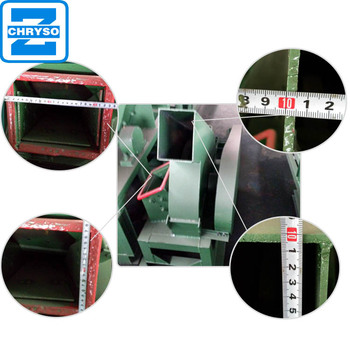 Low Price CE Approved Disc Type Tree Chippers Diesel Wood Chipper Machine