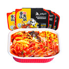 Wholesale Cheap Tasty Chinese Haidilao Self Heating Hot Pot Instant Food