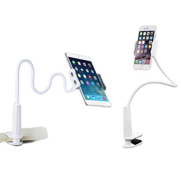 Flexible Lazy Bracket Long Arm Clip CellPhone <strong>iPad</strong> /Tablet <strong>Holder</strong> Lazy Bed Desktop Mount <strong>Stand</strong>