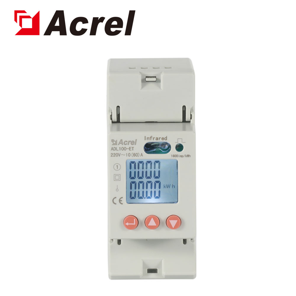 ACREL low price single phase din rail smart energy <strong>meter</strong> ADL100-ET