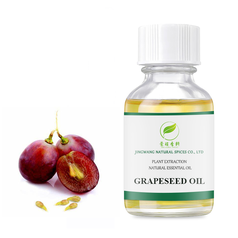 100ML Private Label Wholesale Price Bulk Cold Pressed Grape Seed Oil 100% Natural Pure Organic Grapeseed oil