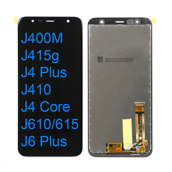For Samsung j4 display for samsung j4 LCD pantalla j4 plus for samsung galaxy j4 screen