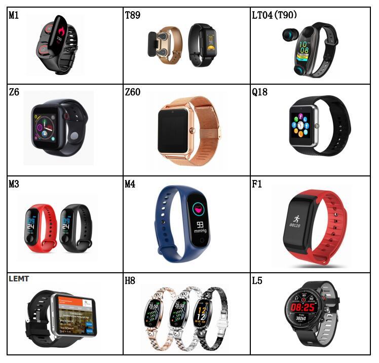 ¡Nuevos productos! Pulsera inteligente M3 para monitorizar la presión arterial y hacer deporte, envío directo