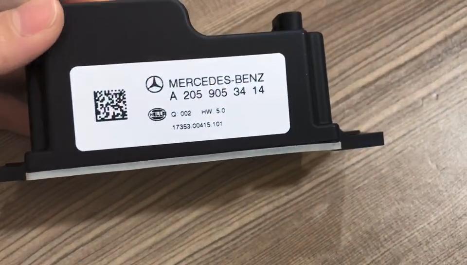 Convertidor de voltaje módulo para Mercedes Benz Clase C w205 A2059053414