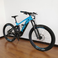 FREY M600 all mountain full suspension 160/160mm travel