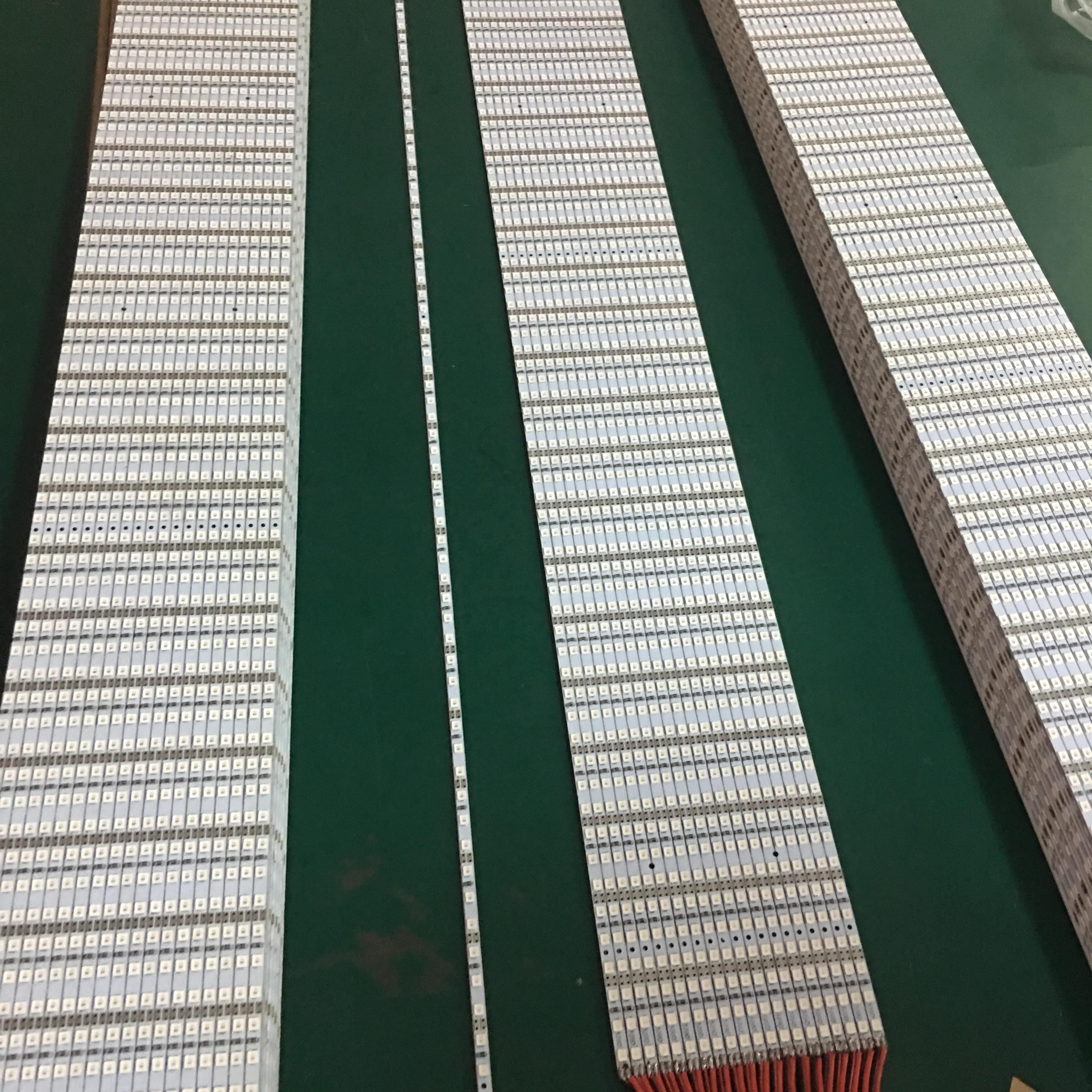 12V smd 2835 led strip light 4mm 120leds customized width high brightness ip20 non-waterproof led bar lighting