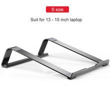 Портативная подставка для ноутбука, держатель из алюминиевого сплава для Macbook Air Pro, охлаждающий кронштейн для планшета, аксессуары(Китай)