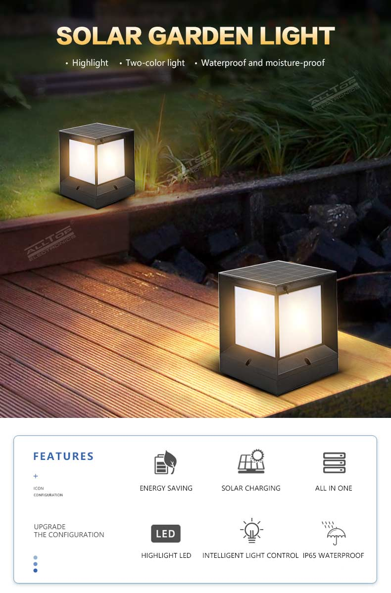 ALLTOP high end solar landscape lights-5