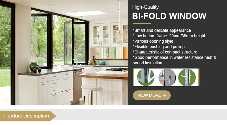 bi fold windows for house
