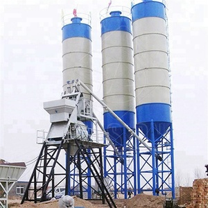 Factory price small automatic 50m3/h concrete batching plant manufacturer
