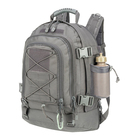 40L - 64 L Outdoor 3 Day Expandable Tactical Backpack Military Sport Camping Hiking Trekking Bag School Travel Gym Carrier