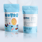doypack pouch matcha milk tea powder packing machine