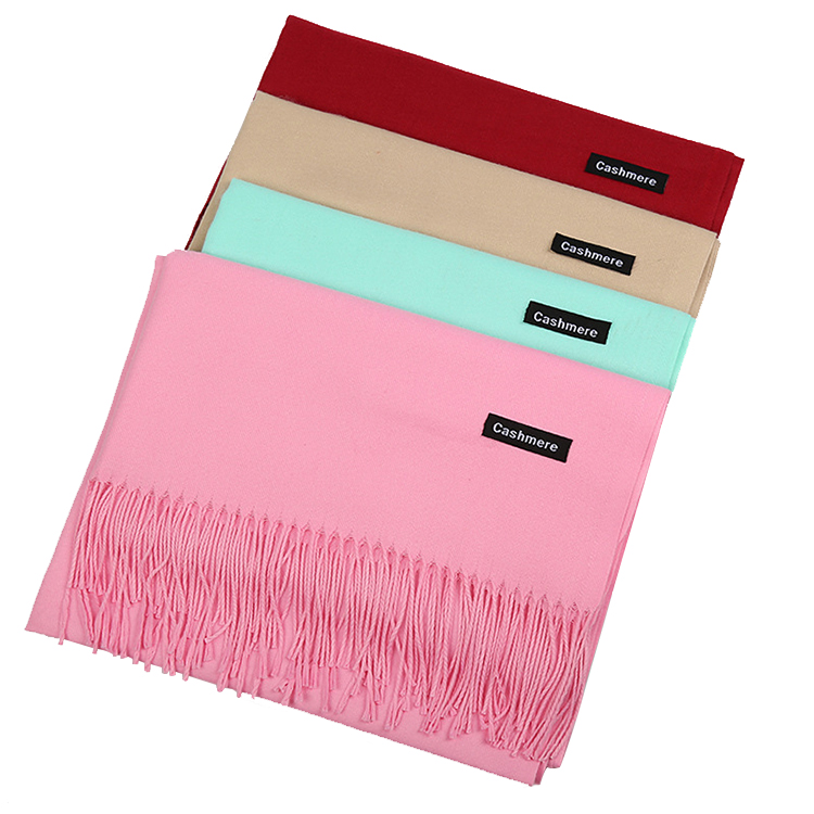 scarves with tassels,10 Pieces, 36 colors