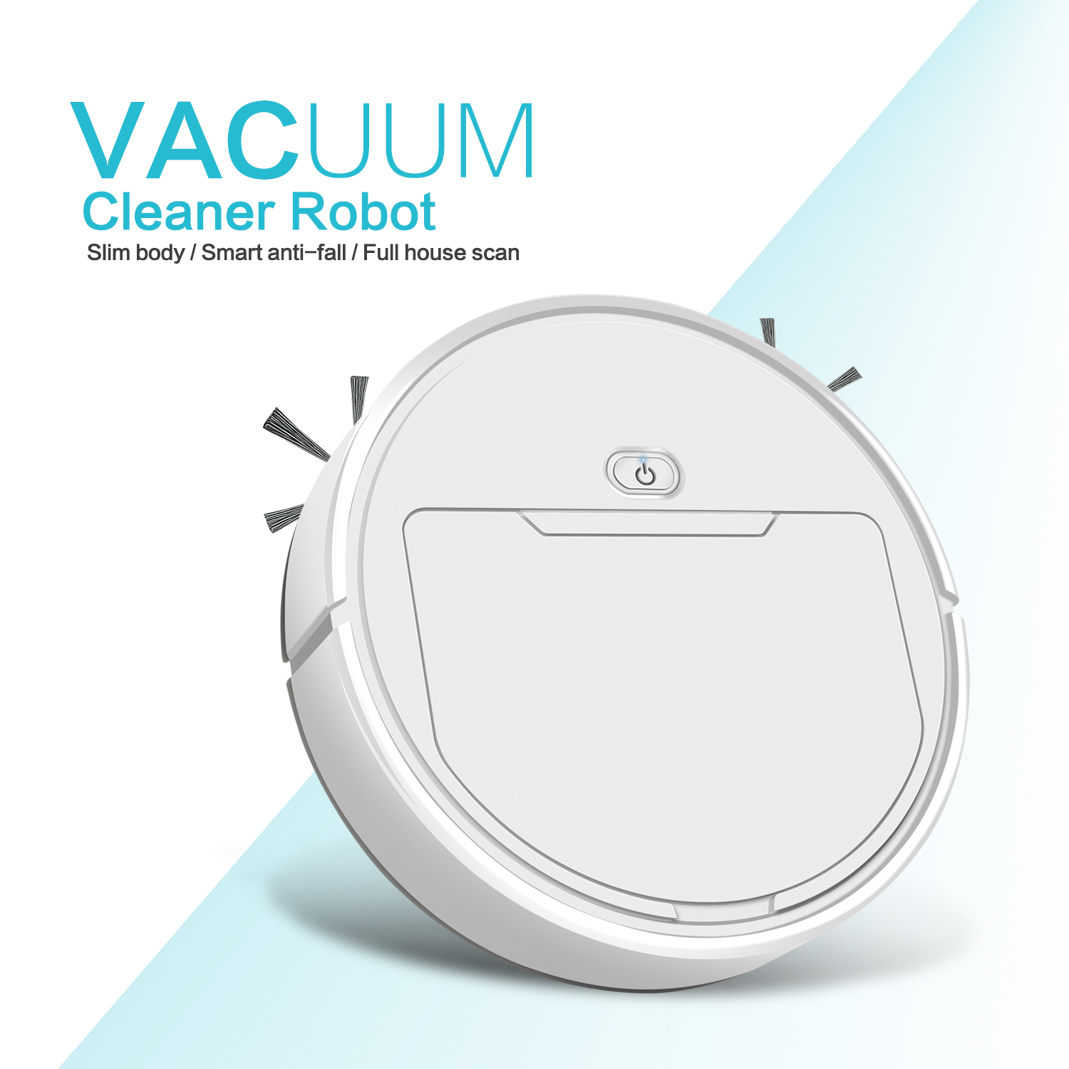 2020 New Household Intelligent Floor Vacuum Cleaner Robot Automatic Sweeping Robots Cleaning Machine Cleaner Robot Vacuum