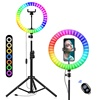 /product-detail/14-colors-with-remote-tripod-stand-phone-holder-selfie-10-inch-rainbow-rgb-led-ring-light-1600092378429.html