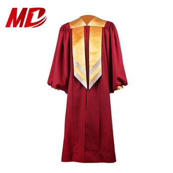 Wholesale Customized Church Choir Robe Robes/Gowns