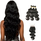 100% cheap remy hair extension weft wholesale Brazilian Human hair weaving Wholesale Distributor