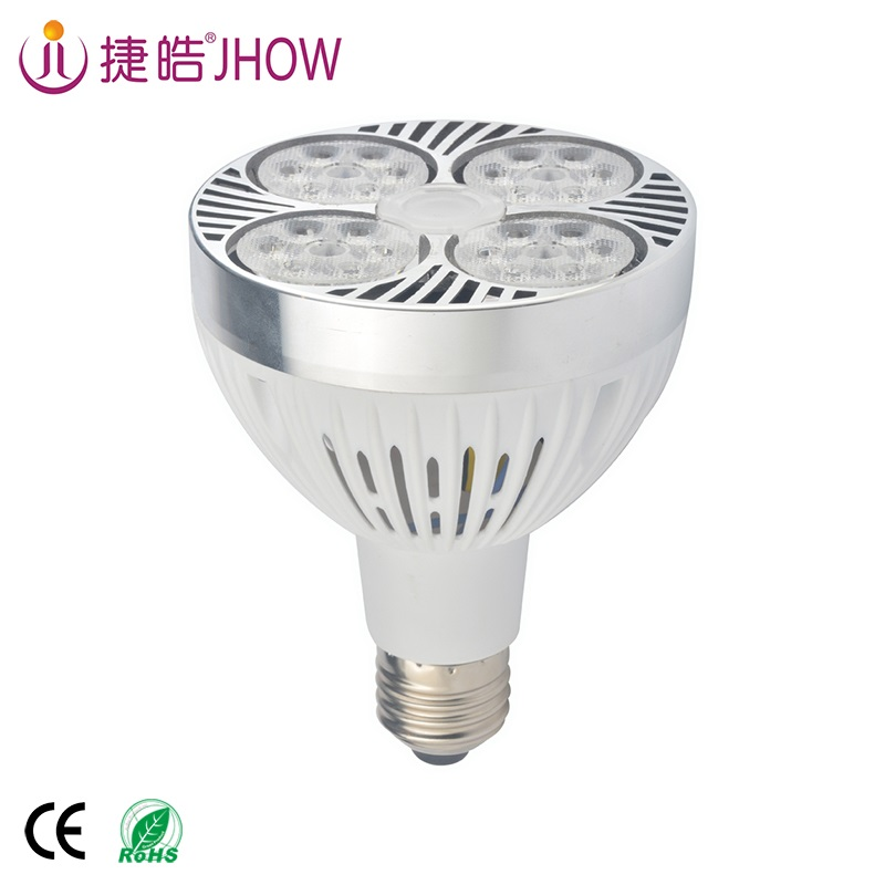 Customize LED Lamp Par30 Aluminum Housing Light 35W High Power Spot Light