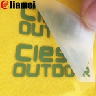 3d silicone high density heat transfer sticker paper for clothing/t-shirt