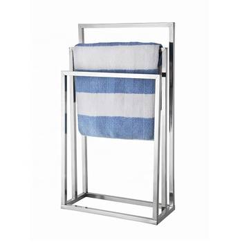 stainless steel bathroom bath vertical towel rack for sale