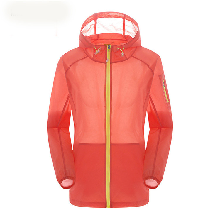 China Factory Women UV Protection Jackets Custom 100% polyester Breathable Quick Dry Jackets Waterproof Lightweight Jackets OEM