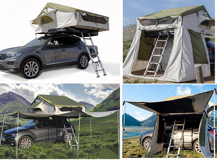Cinese Produttori di tenda turistico starshade tende sperry tenda roof top tenda