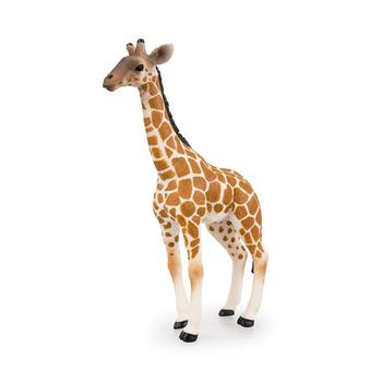 2020 New Design PVC Plastic Giraffe Animal Figure Toy