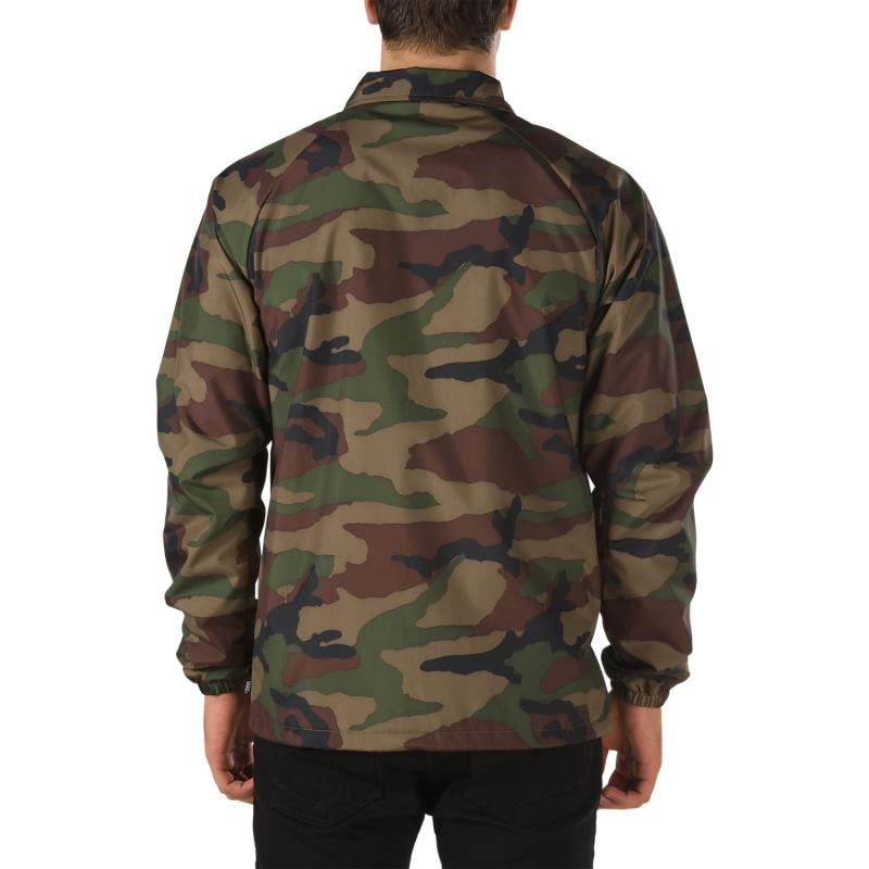 2020 new clothing camo jacket spring custom mens coaches jacket for men casual
