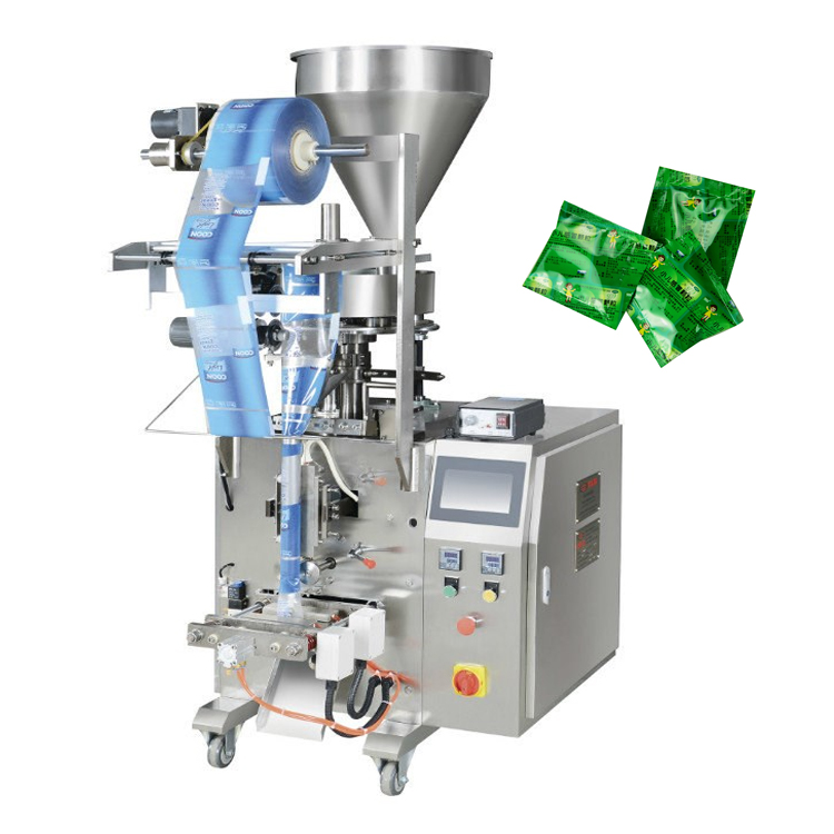 Automatic pouch rice washing powder Medicine granule packing machine price