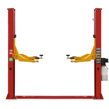 High performance automatic wide column spacing 4 ton car lift