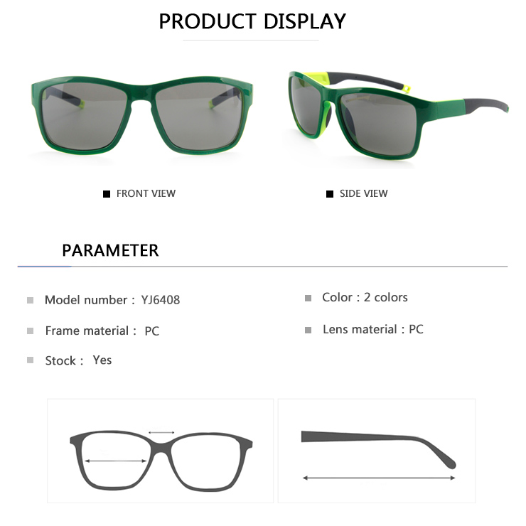 EUGENIA Wholesale New Arrival Promotional Fashion Sports Sunglasses
