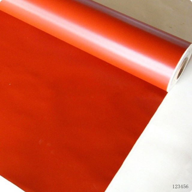 1MM 3MM 5MM Heavy Coated Silicone Rubber Impregnated Fiberglass Thermal Fabric Cloth