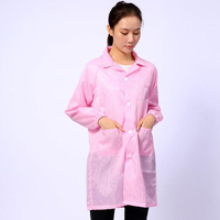 Cleanroom Factory Worker ESD Protective Antistatic Clothing