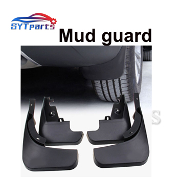 SY  Rubber Mud Guard for  Audi A6 Mud Flaps