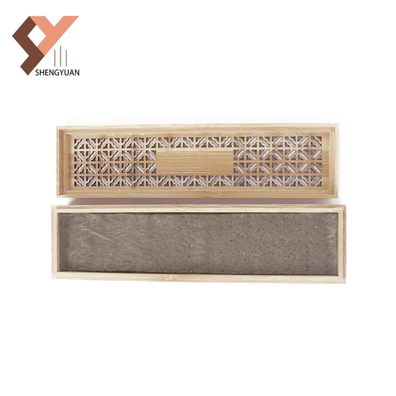 Grosir Kotak Tongkat Dupa Kayu Bambu Pembakar Dupa Stik Oud