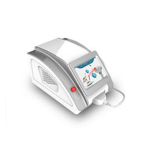 2019 painless permanent hair removal 808nm diode laser portable machine