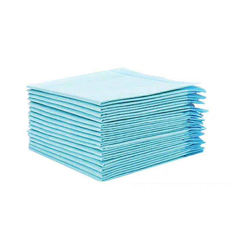 most popular disposable hospital patient urine absorbent underpad 90x60