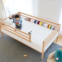 Multifunctional High Quality Eco-friendly Kids Wood Toddler Bed
