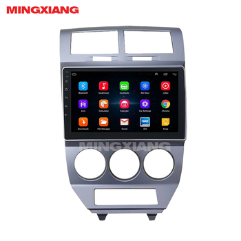 Mingxiang for dodge caliber 2006-2010 with bluetooth Online video 9 10.1inch android car dvd gps multimedia