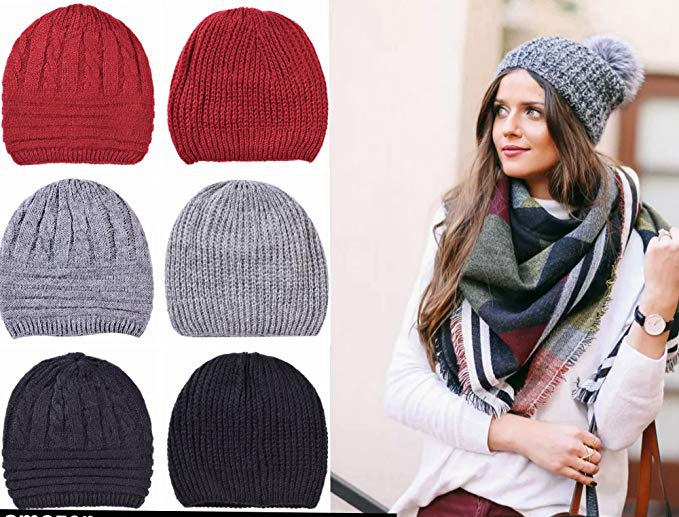 Beanies Morden Cashmere Hat The Walking Dead Skull Cap Youth